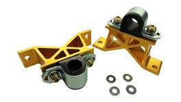 Whiteline KBR21-24 Sway Bar Mounting Kit 24mm fits WRX/STI Sedan & Wagon 1993-07