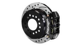 Wilwood DynaPro 280mm Narrow Brake Kit Rear Black Large Bearing 140-11389-D