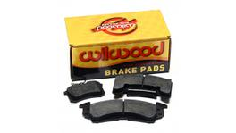 Wilwood Polymatrix A Brake Pad Set 15A-10142K